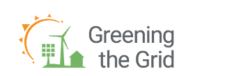 Greening the Grid logo